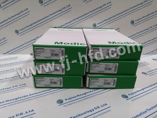 SCHNEIDER   MODULE   140NRP95400